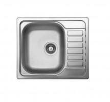 Мивка за вграждане COMPACT 58.1 SI   1