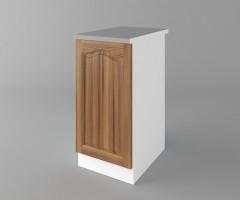 Долен кухненски шкаф с една врата Астра - Канела 4
