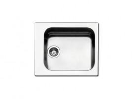 Мивка от неръждаема стомана - TORINO BB 580 SI 1