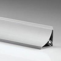 Алуминиева водобранна лайстна 1