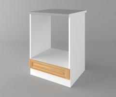 Долен кухненски шкаф за вградена фурна  Астра - Натурална 2