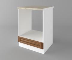 Долен кухненски шкаф за вградена фурна Астра - Канела 1