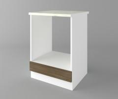 Долен кухненски шкаф за вградена фурна  Калатея - Ким 1