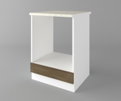 Долен кухненски шкаф за вградена фурна  Калатея - Ким 2