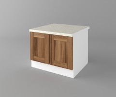 Долен кухненски шкаф за раховец с термоплот Калатея - Канела 4