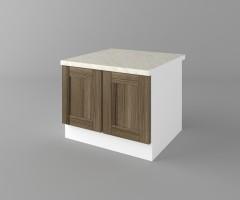 Долен кухненски шкаф за раховец с термоплот Калатея - Ким 3