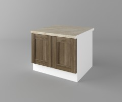 Долен кухненски шкаф за раховец с термоплот Калатея - Ким 4