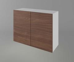 Горен кухненски шкаф с две врати Атлас 1
