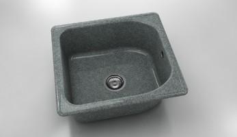 Единична мивка 209- граниксит - 51 х 56 см. 1