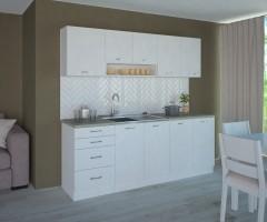 Кухненски комплект Нарцис Мат - L 210 cm 1