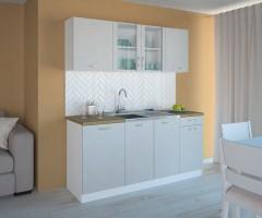 Кухненски комплект Мирта Стъкло - L 170 cm 2