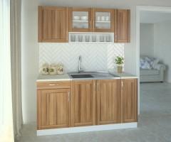Кухненски комплект Калатея Канела - L 160 cm 2