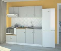 Кухненски комплект Мирта - L 130 cm 1