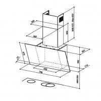 Вертикален аспиратор GLAM - LIGHT 2