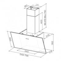 Вертикален аспиратор FABER 2