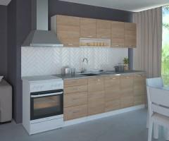 Кухненски комплект Поларис - L 210 cm 2