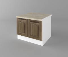 Долен кухненски шкаф за раховец с термоплот Астра - Ким 1