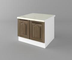 Долен кухненски шкаф за раховец с термоплот Астра - Ким 2