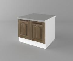 Долен кухненски шкаф за раховец с термоплот Астра - Ким 4