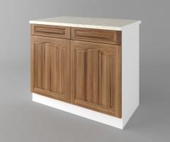 Долен кухненски шкаф с две чекмеджета и две врати Астра - Канела Астра - Канела 1