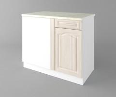 Долен кухненски шкаф за ъгъл Астра - Крем 6