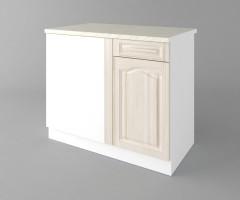 Долен кухненски шкаф за ъгъл Астра - Крем 8