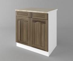 Долен кухненски шкаф с две чекмеджета и две врати Астра - Ким 1