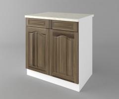 Долен кухненски шкаф с две чекмеджета и две врати Астра - Ким 3