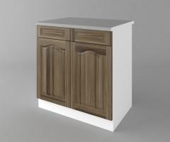 Долен кухненски шкаф с две чекмеджета и две врати Астра - Ким 4