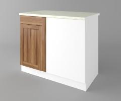 Долен кухненски шкаф за ъгъл  Калатея - Канела 1