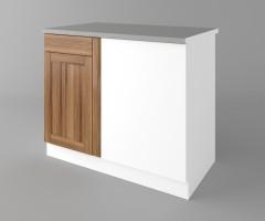 Долен кухненски шкаф за ъгъл  Калатея - Канела 2