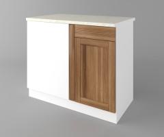 Долен кухненски шкаф за ъгъл  Калатея - Канела 3