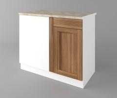 Долен кухненски шкаф за ъгъл  Калатея - Канела 4