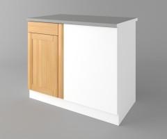 Долен кухненски шкаф за ъгъл  Калатея - Натурална 2