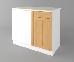 Долен кухненски шкаф за ъгъл  Калатея - Натурална 3