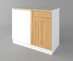 Долен кухненски шкаф за ъгъл  Калатея - Натурална 4