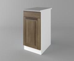 Долен кухненски шкаф с чекмедже и една врата Калатея - Ким 4