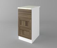 Долен кухненски шкаф с четири чекмеджета Калатея - Ким 1