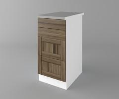 Долен кухненски шкаф с четири чекмеджета Калатея - Ким 4