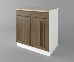 Долен кухненски шкаф с две чекмеджета и две врати Калатея - Ким 2