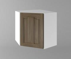 Горен кухненски шкаф за вътрешен ъгъл с една врата Астра - Ким 1