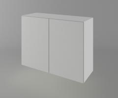 Горен кухненски шкаф с две врати Мирта 1