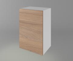 Горен кухненски шкаф с една врата Поларис 1