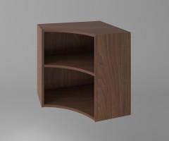 Горен кухненски шкаф за вътрешен ъгъл Атлас 1