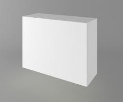Горен кухненски шкаф с две врати Нарцис 1